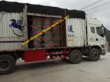 Plastic molds-Loading shipment (2)