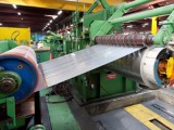 stainless steel sheet slit process