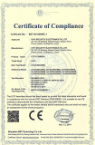 CHYI Economy 1080P IP Camera CE Certificate