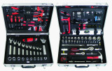 122Pcs Alumium case Tool set