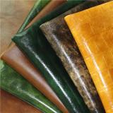 High Abrasion Resistant Microfiber Imitation Furniture Leather