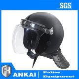 Police High Impact Resistance Anti Riot Gear Helmet