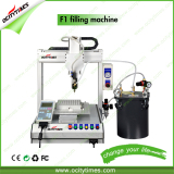 F1 Oil filling machine