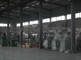 seamless garments knitting machine workshop