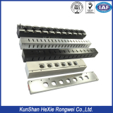 perforated cnc machining parts