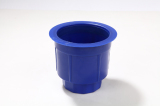 plastic cup holder for inflatable sofa or floating seat , island