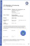 Wrist type BP monitor CE certificate