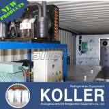 Containerized Block Ice Machine & Cold Room
