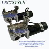 24V 250W brush electric wheelchair worm gear motor