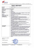 aluminium water bottle FDA certificate