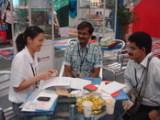 Negotiating in exhibition