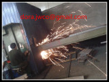 hot dip galvanized grating for cutting