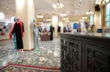Showroom area