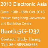 2013 Electronic Asia