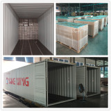 Goods delivery to South America