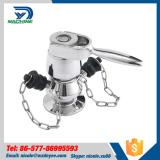 Sanitary Stainless Steel Sterile Sample Valve