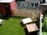 Green Artificial Grass Let You Enjoy Your Leisure Time