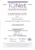 ISO 9001-2008 for steel grating
