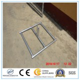 High Quality Galvanized Chain Wire Portable Temporary Construction Fence Panel