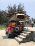 Solar Camping car
