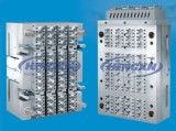 cap -closure mould with hot runner