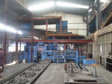Automatic Moulding Line Workshop