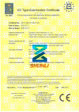 CE Certification for CX32T