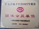 SMT Membership Certificate(SMT Production Line,SMT Assembly Line)