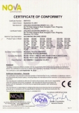 CE Certificate for Bag Making Machine
