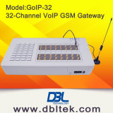 New Arrival ! 32 SIM Cards Voz IP Asterisk GoIP Gateway