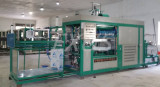 1250B high speed auto plastic forming machine