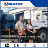 Ethiopian Client Visited Binzhou Water Well Truck Mounted Drilling Rig Factory