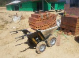 Hot Dip Galvnazing Bucket Contruction Tuff Mini Dumper Working