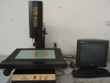 Two dimensions measuring instrument