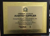 audited by Bureau Veritas