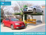 single columns automatic car parking system