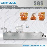 Hard Box Modified Atmosphere Packing Machine for Fruit