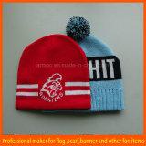 Custom Knitted Jacquard Acrylic Beanie Hat