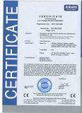 Cake show case certificate