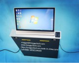 lcd lift with touch function