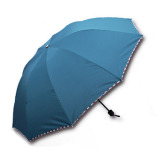 Personal customs designer print folding umbrella