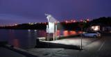 light in wharf