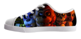 Cute Cartoon Printed Designs For Kids Shoes Promotional Spring/Summer sneakers