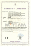 IP Camera CE certificate