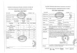 MDF Certificate