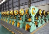 assembling line of j23 eccentric power press