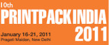 10th PRINTPACK INDIA 2011