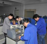 The new plastic granule cutter machine research and development