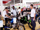 2014 The Canton Fair for Motorcycle
