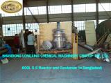 600L S. S Reactor to Bangladesh